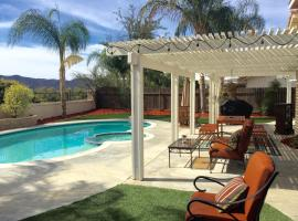 Hotel photo: Gorgeous Wine Country Vacation Rental - Pool/Spa