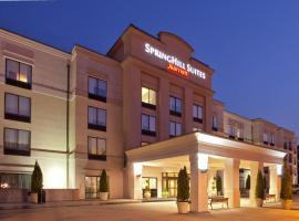 SpringHill Suites Tarrytown Greenburgh Tarrytown United States