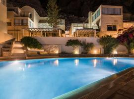 Antinea Suites Hotel & Spa Kamari Greece