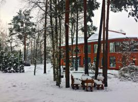 A picture of the hotel: Hotel Kaspars