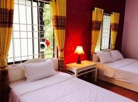 Hotel Photo: Green Garden Homestay