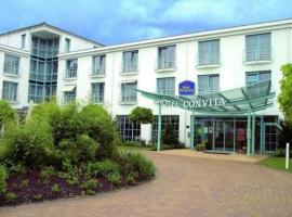 Best Western Hotel Convita Rottenburg Germany