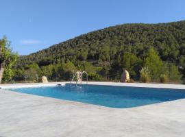 Hotel Photo: Can Cava: Modern Ibiza classic