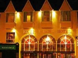 Hotel near Kerry airport : River Island Hotel