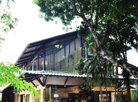 Hotel Photo: The Old Times Nakhon