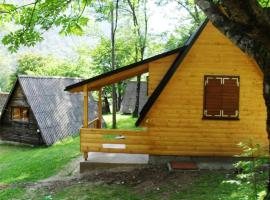 Hotel Photo: Camp Borasnica Bungalows