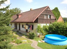 Hotel Photo: Holiday home in Velky Vrestov 1343