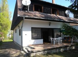 Holiday home Balatonszemes 2 Balatonlelle Hungary