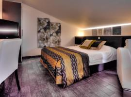 Hotel Photo: AppartHotel Belle Vue