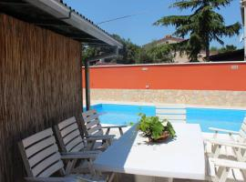 Hotel Photo: Four-Bedroom Holiday home in Stinjan I