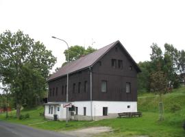 Hotel Photo: Holiday home in Prichovice 1719
