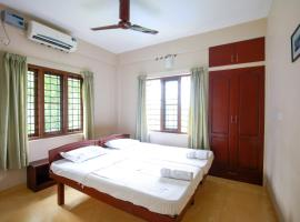 The Greens Residence Apartments Cochin India