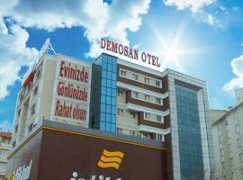 Demosan City Hotel Konya Turkey