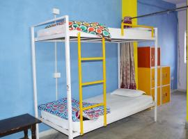CrashPad Hostotel Jaipur Jaipur India