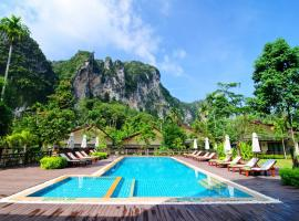Hotel Photo: Aonang Phu Petra Resort, Krabi