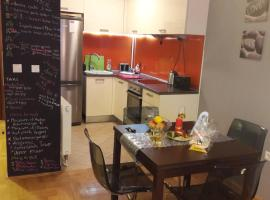 Apartment Lenilu Zagreb Croatia