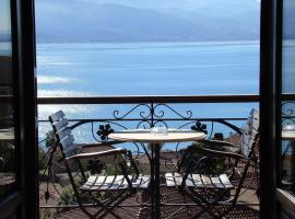 Ilion Hotel Nafpaktos Greece