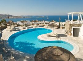 Hermes Mykonos Hotel Mýkonos City Greece