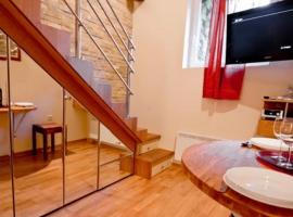 Hotel Photo: Strict city center Apartment