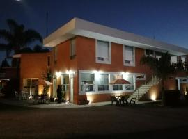 A picture of the hotel: Villas Hotel Cholula