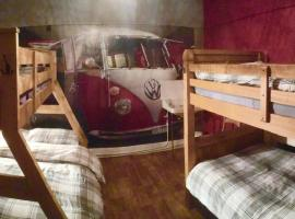 Hotel Photo: The Vagabond Bunkhouse