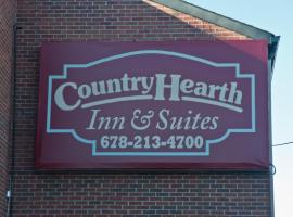 Hotel Photo: Country Hearth Inn & Suites Marietta