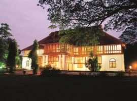 Bolgatty Palace & Island Resort Cochin India
