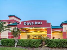 Days Inn Orlando Near Millenia Mall Orlando Florida EUA