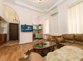 Hotel Foto: Apartment near St. Michael's Golden-Domed Monastery