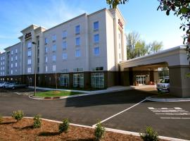Hampton Inn & Suites Charlotte-Airport Charlotte Forente Stater