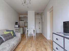 Nice Canal Saint Martin Appartement,