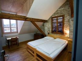 Hotel photo: Depot 195 - Hostel Winterthur