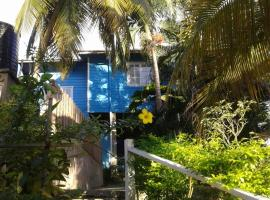A picture of the hotel: onelovecottagetobago upstairs apartment