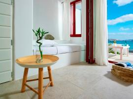 Unique Milos Suites Pollonia Greece