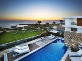 Paradise Cove Luxurious Beach Villas Paphos City הרפובליקה של קפריסין