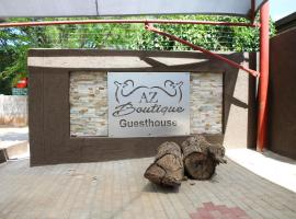 Hotel Photo: A-Z Boutique Guesthouse