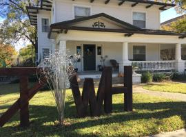 A picture of the hotel: Texas White House B&B