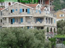 Apartments and Rooms Drago Sveti Stefan Montenegro