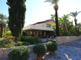 Hotel photo: The LifeCo Bodrum Well-Being Detox Center and Vegan Hotel