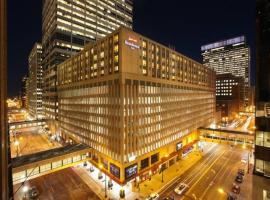 Hotel Photo: Residence Inn Minneapolis Downtown/City Center