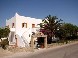 Pension Marmaras Glastros Greece