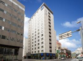 Hotel photo: HOTEL MYSTAYS Sapporo Station