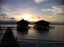 A picture of the hotel: Bocas Villas