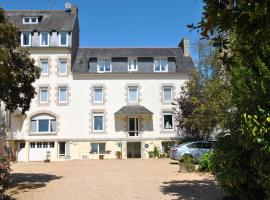 Logis Hermitage Perros-Guirec France