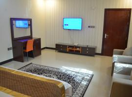 Hotel Photo: Almanzel Althahabi Aparthotel