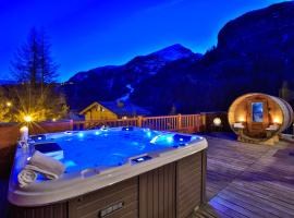 Hotel photo: Chalet Le Bullou Small Wonders