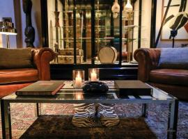 Eclectic Space In Florence Firenze Italien