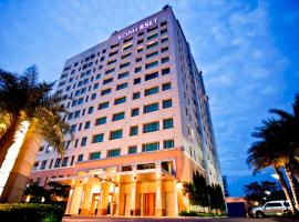 Hotel Photo: Somerset Greenways Chennai