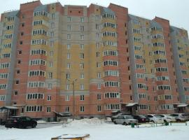 Apartment on Staroye shosse 4a Vologda ロシア
