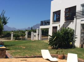 A picture of the hotel: Paarl Mountain Lodge